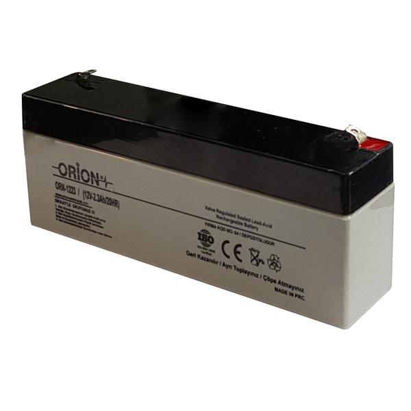 باتری یو پی اس 12 ولت 2.3 آمپر ساعت اوریون مدل 1223HR