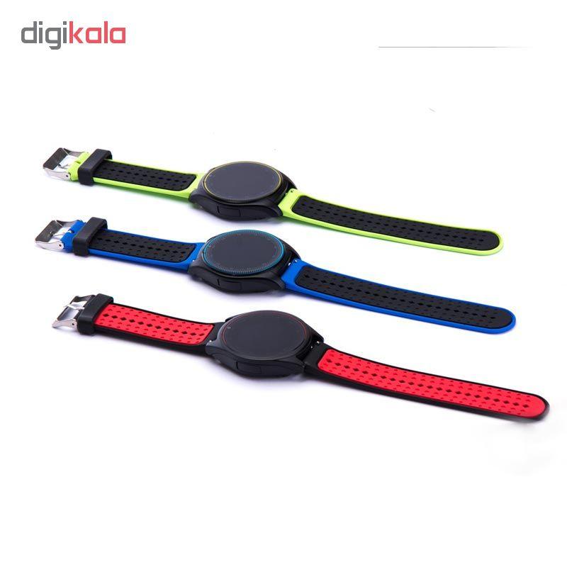 ساعت مچی هوشمند مدل V9  کد 3001390 main 1 2