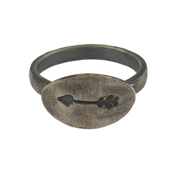 انگشتر نقره زنانه بلو استون کد 3981017