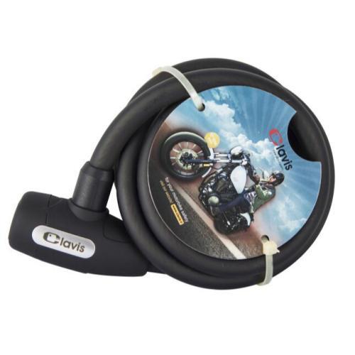 قفل دوچرخه کلاویس کد 1200-12