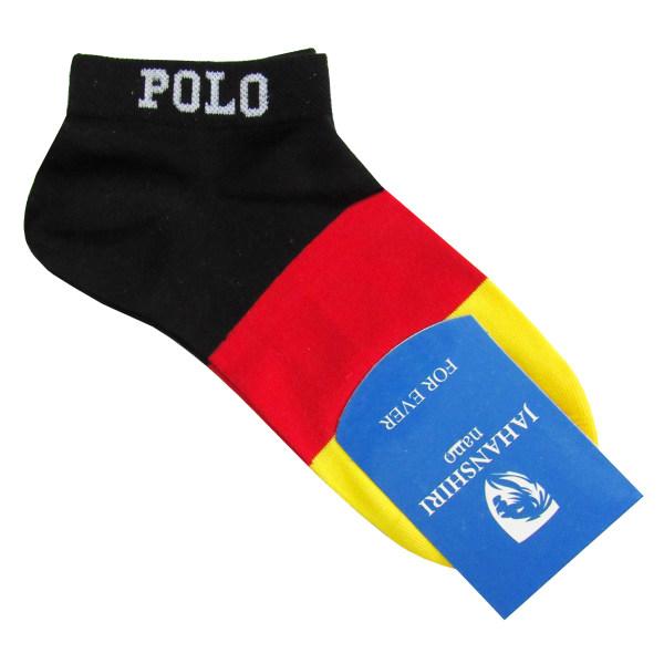 جوراب مردانه جهانشیری طرح پرچم آلمان