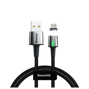 کابل تبدیل USB به لایتنینگ باسئوس مدل Zinc طول 2 متر