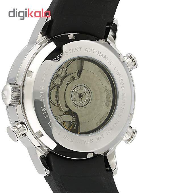 ساعت مچی عقربه ای مردانه اینگرسل  مدل  IN2811BK