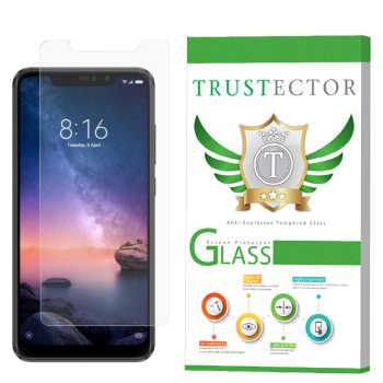 محافظ صفحه نمایش تراستکتور مدل GLS مناسب برای گوشی موبایل شیائومی Redmi Note 6 Pro
