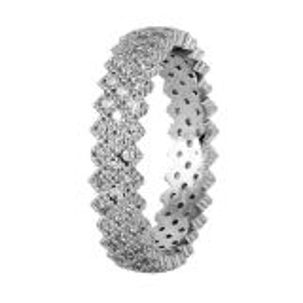 انگشتر نقره زنانه مدوکلاس کد 180479
