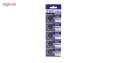 باتری سکه ای  تی اند ای مدل CR2032  بسته 5 عددی  thumb 1