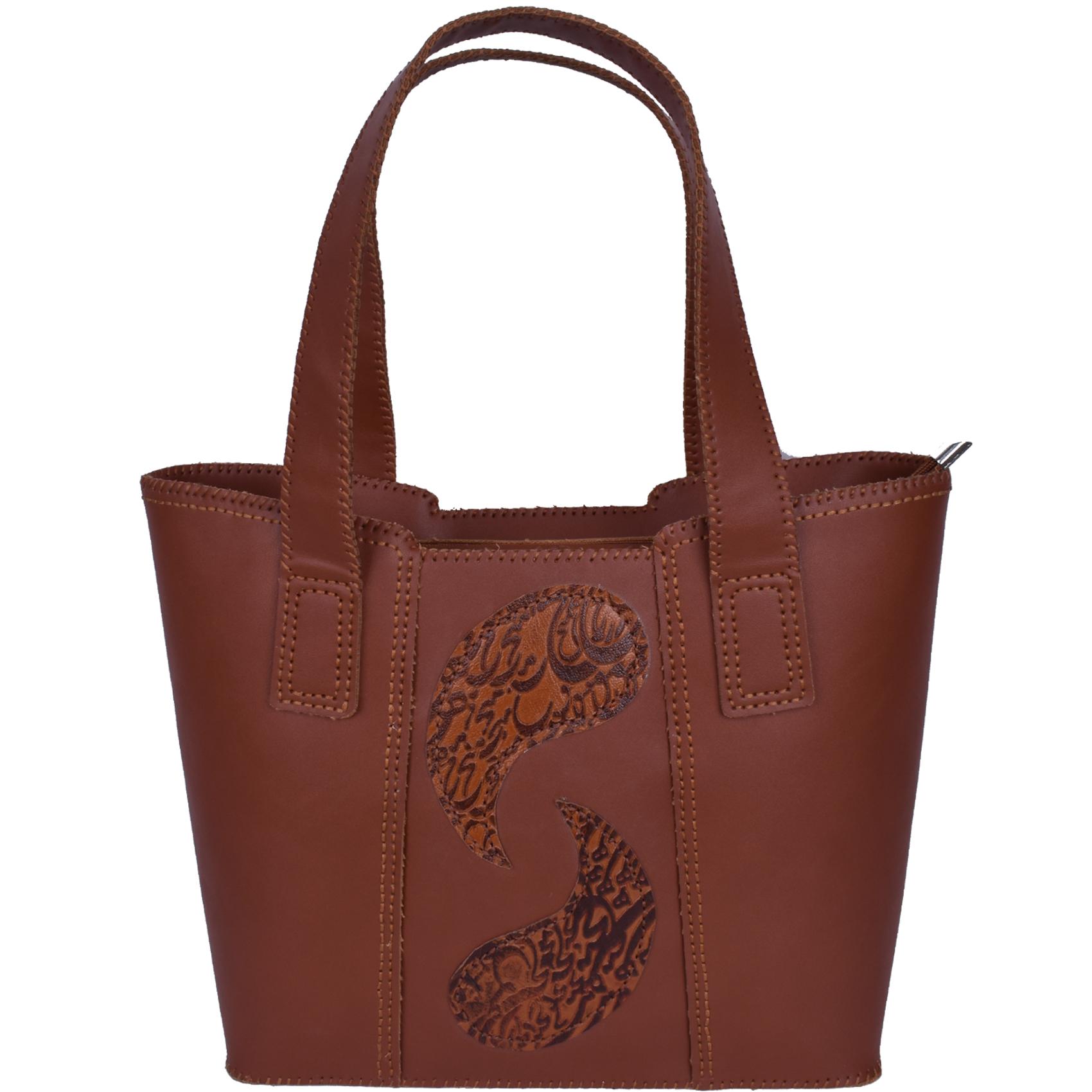کیف دستی زنانه طرح سنتی کد 01