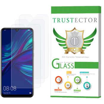 محافظ صفحه نمایش تراستکتور مدل GLS مناسب برای گوشی موبایل هوآوی P Smart 2019 بسته 3 عددی