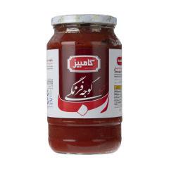 رب گوجه فرنگی کامبیز مقدار 1070 گرم thumb