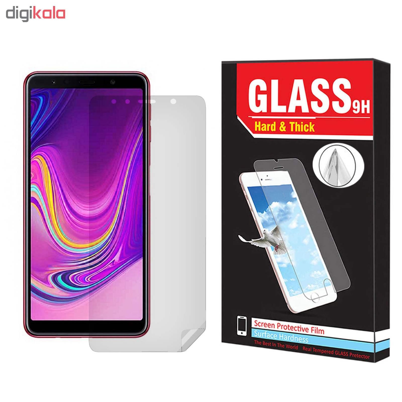 محافظ صفحه نمایش Hard and thick مدل tp-1 مناسب برای گوشی موبایل سامسونگ Galaxy A7 2018 main 1 1