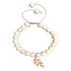 قیمت دستبند طلا 18 عیار زنانه مدل N01