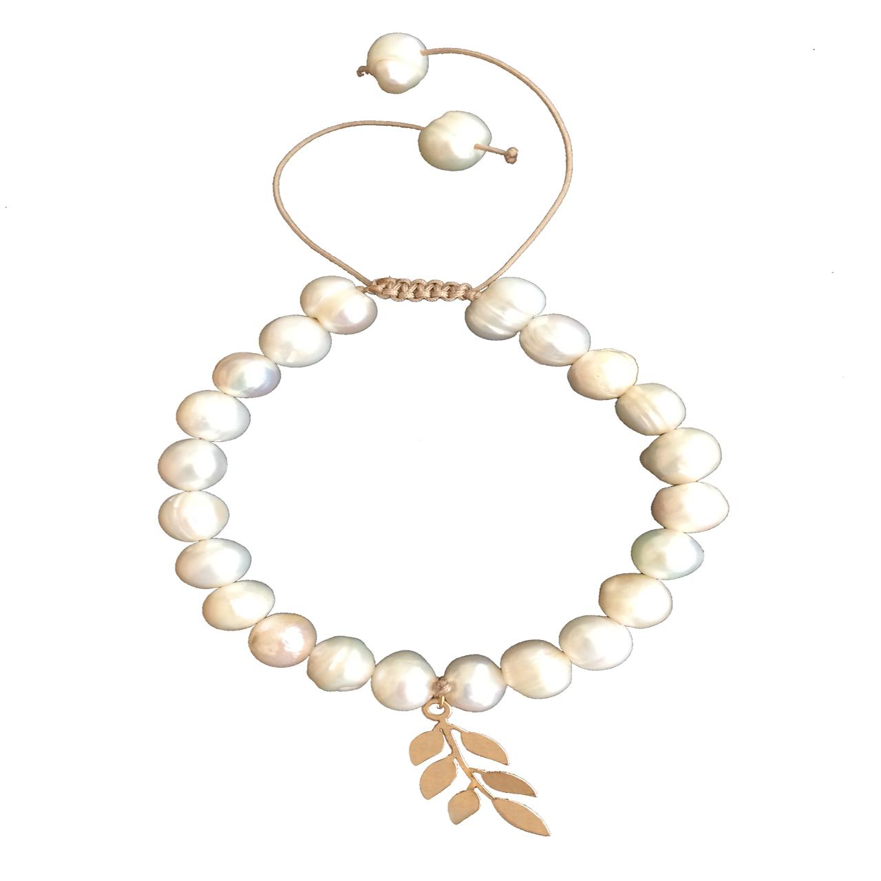 دستبند طلا 18 عیار زنانه مدل N01