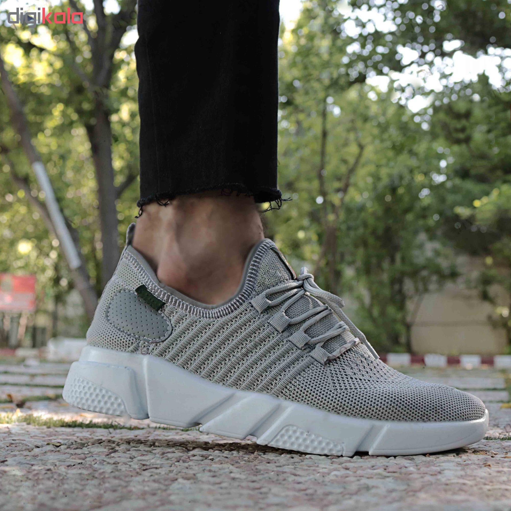 کفش مخصوص پیاده روی مردانه مدل arsh_far_tos