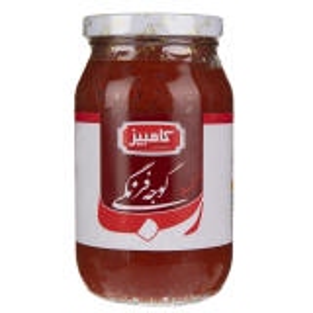 کنسرو رب گوجه فرنگی کامبیز 500 گرم