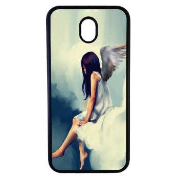 کاور طرح دخترانه کد 1105408591 مناسب برای گوشی موبایل سامسونگ galaxy j5 pro