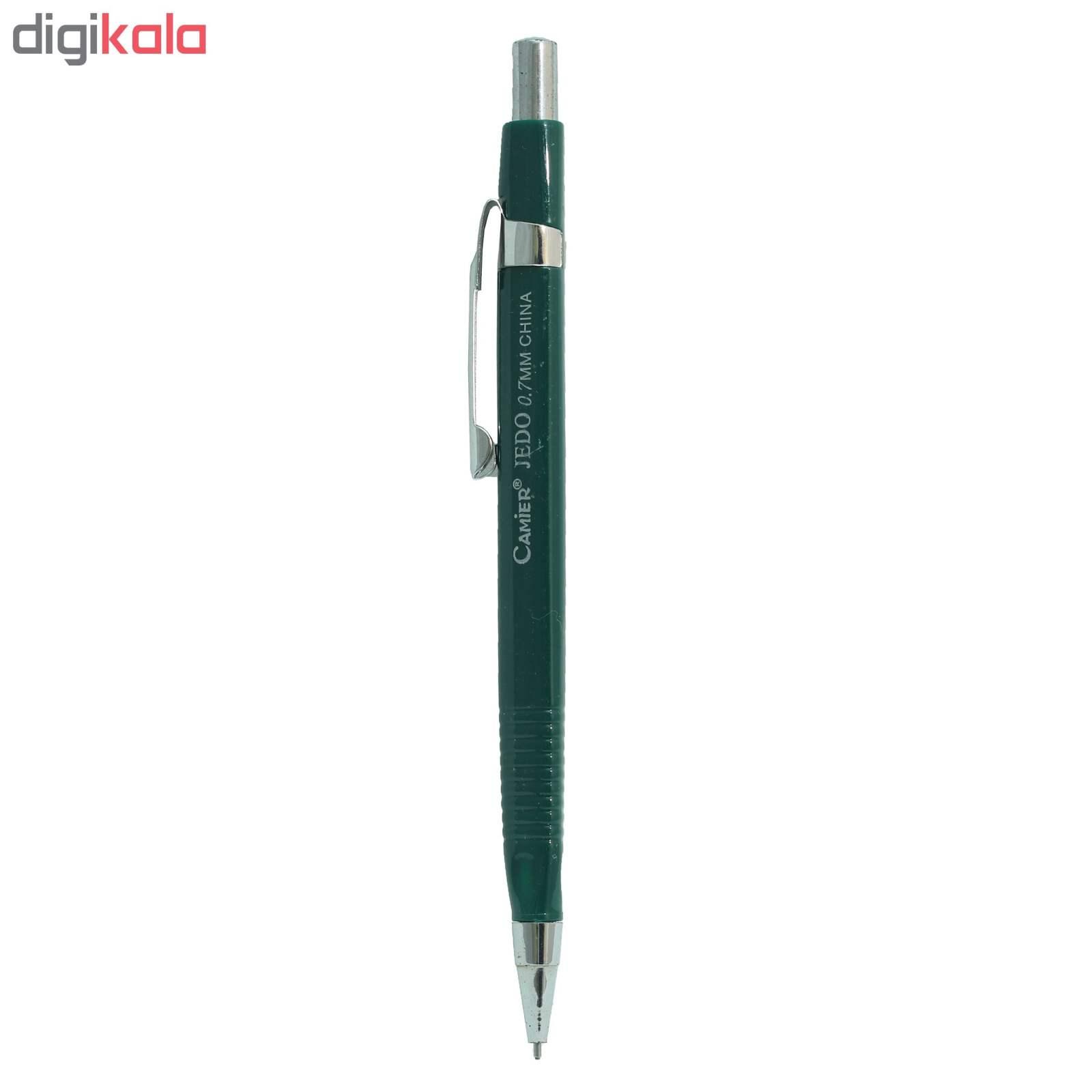 مداد نوکی 0.7 میلی متری جیدو مدل Camier main 1 4