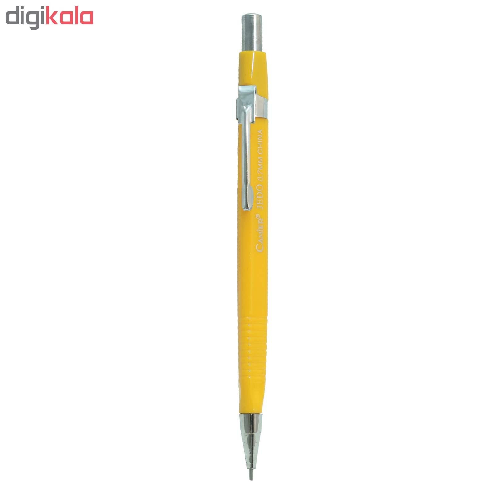 مداد نوکی 0.7 میلی متری جیدو مدل Camier main 1 5