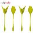 نگهدارنده دستمال سفره بلوم طرح گل رز مجموعه 4 عددی thumb 1