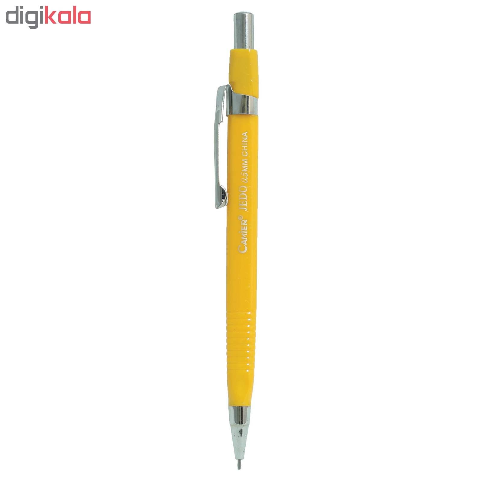 مداد نوکی 0.5 میلی متری جیدو مدل Camier main 1 3
