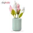 نگهدارنده دستمال سفره بلوم طرح گل رز مجموعه 4 عددی thumb 4