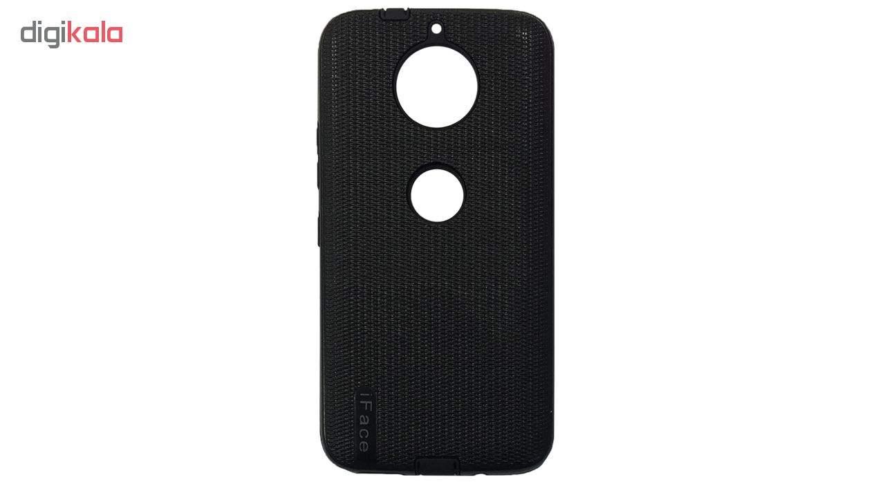 کاور آی فیس مدل ZBR-8 مناسب برای گوشی موبایل موتورولا Moto G5S Plus main 1 1