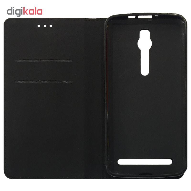 کیف کلاسوری مدل NBT-11 مناسب برای گوشی موبایل ایسوس Zenfone 2 ZE550ML
