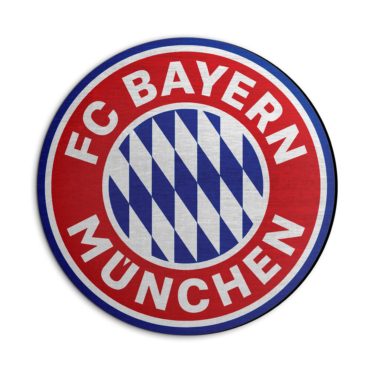 قیمت خرید استیکر چوبی دکوماس طرح باشگاه بایرن مونیخ مدل Bayern DMS-WS118 اورجینال