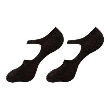 جوراب زنانه مدل LM-BND  بسته دو عددی