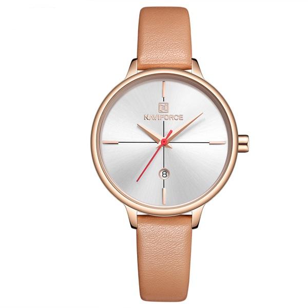 ساعت مچی عقربه ای زنانه نیوی فورس مدل NF5006