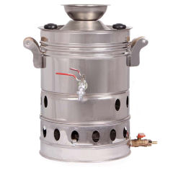 سماور گازی مدل TN-20 ظرفیت 20 لیتر