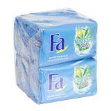 صابون شستشو فا مدل vitalizing aqua وزن 175 گرم بسته 6 عددی