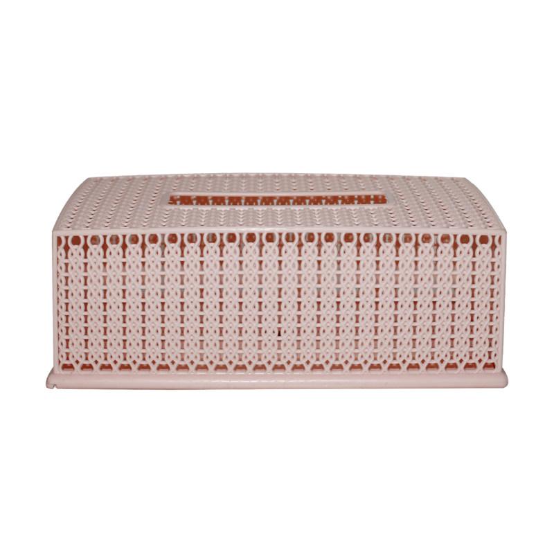 جعبه دستمال کاغذی مدل Lace
