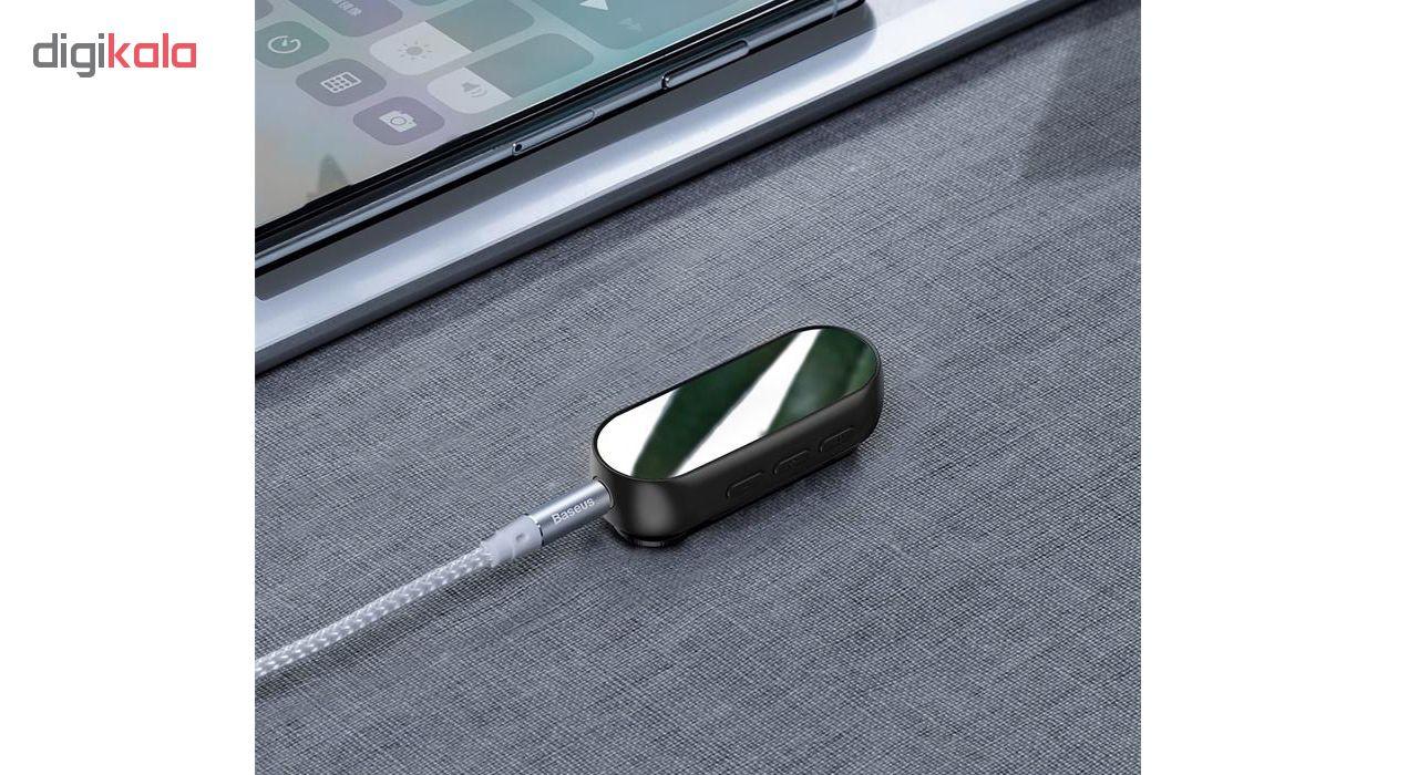 گیرنده بلوتوث صدا باسئوس مدل BA02