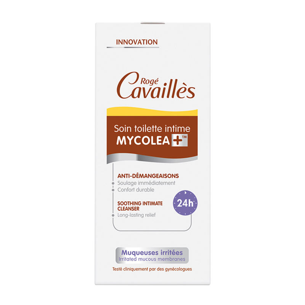 ژل بهداشتی بانوان روژه کاوایس مدل Mycolea حجم 200 میلی لیتر