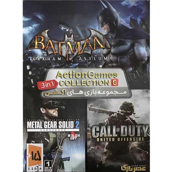 مجموعه بازی های Action Games Collection 6 مخصوص pc