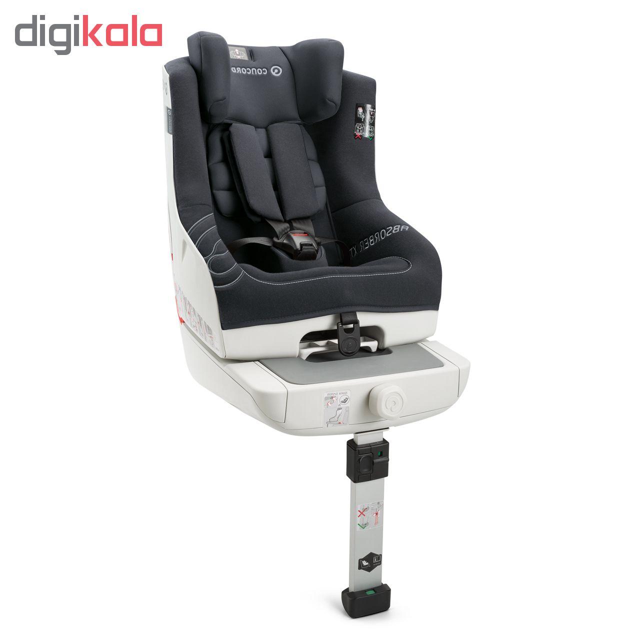 صندلی خودرو کونکورد مدل COAB0973TF