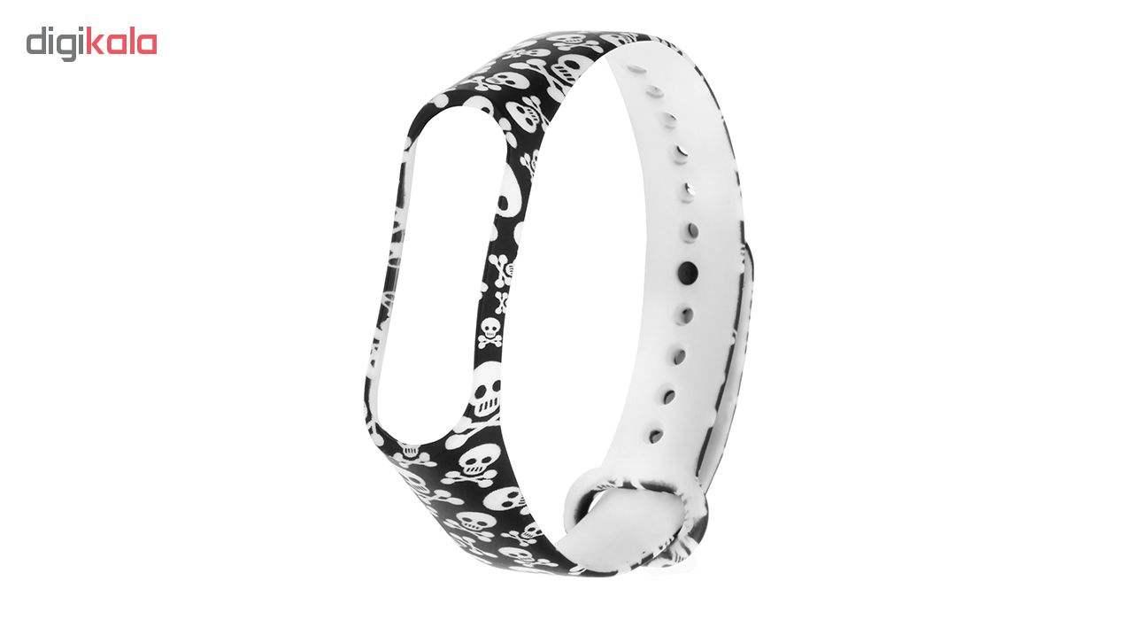 بند مچ بند هوشمند سومگ مدل SMG-7 مناسب برای مچ بند هوشمند شیائومی Mi Band 3 و M3 main 1 1