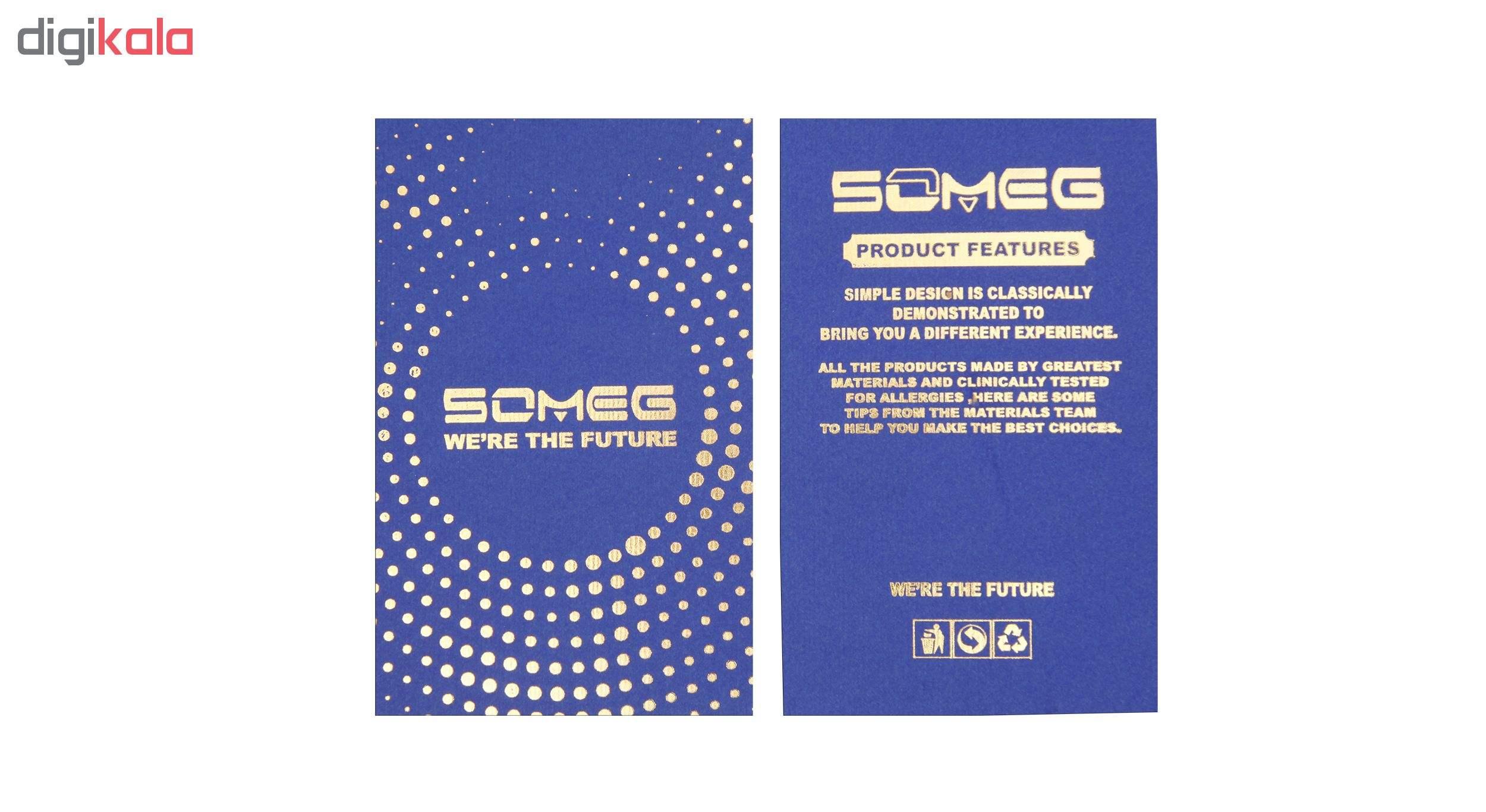 بند مچ بند هوشمند سومگ مدل SMG-7 مناسب برای مچ بند هوشمند شیائومی Mi Band 3 و M3 main 1 5