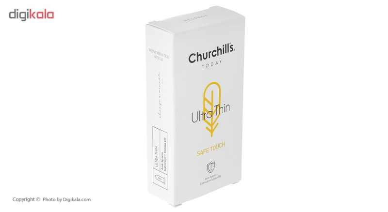کاندوم چرچیلز مدل Ultra Thin بسته 12 عددی thumb 2