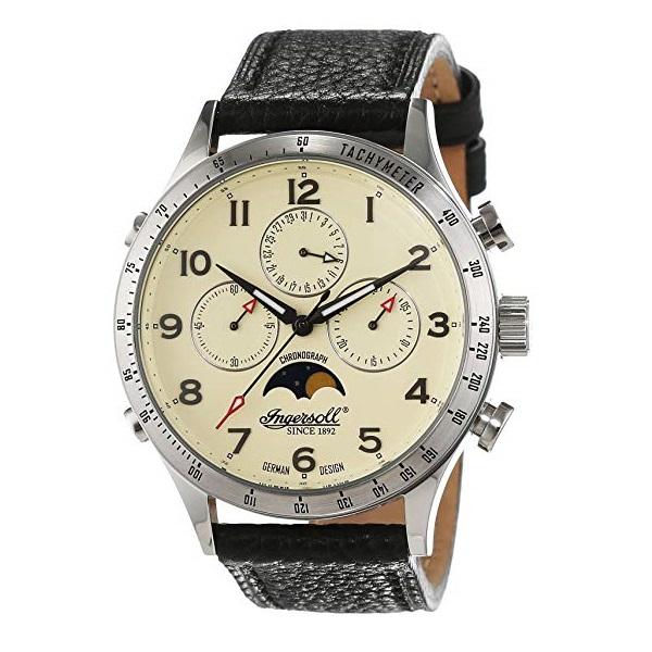 ساعت مچی عقربه ای مردانه  اینگرسل  مدل IN1227SCR 39