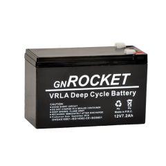 باتری موتورسیکلت جی ان راکت مدل 0127V