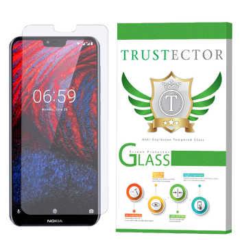 محافظ صفحه نمایش تراستکتور مدل GLS مناسب برای گوشی موبایل نوکیا X6 / 6.1 Plus
