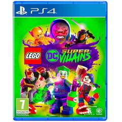 بازی LEGO DC Super-Villains مخصوص ps4