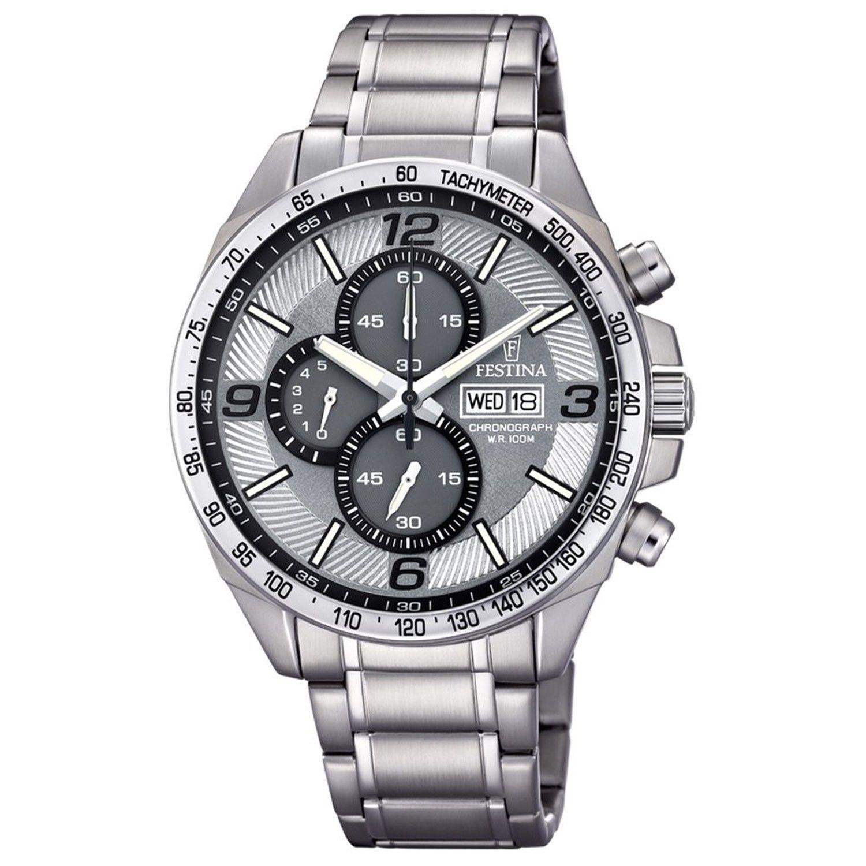 ساعت مچی عقربه ای مردانه فستینا مدل F6861-2 15