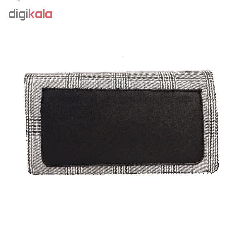 کیف دوشی زنانه کد T60