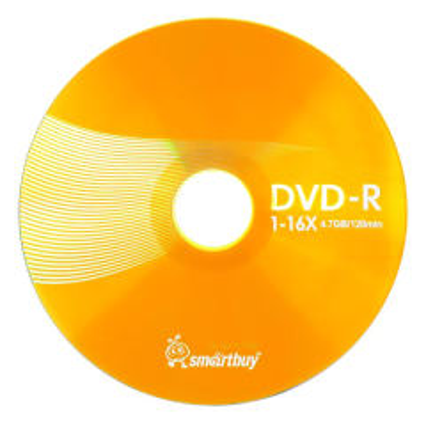 دی وی دی خام اسمارت بای مدل Gold بسته 50 عددی