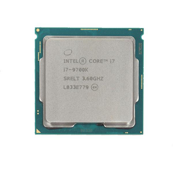 پردازنده مرکزی اینتل سری Coffee Lake مدل i7-9700K