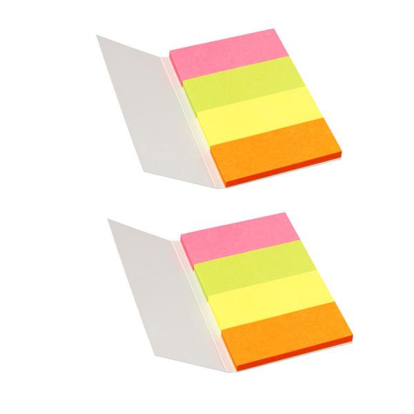 کاغذ یادداشت چسب دار اینفو مدل 39-5670 بسته 2 عددی