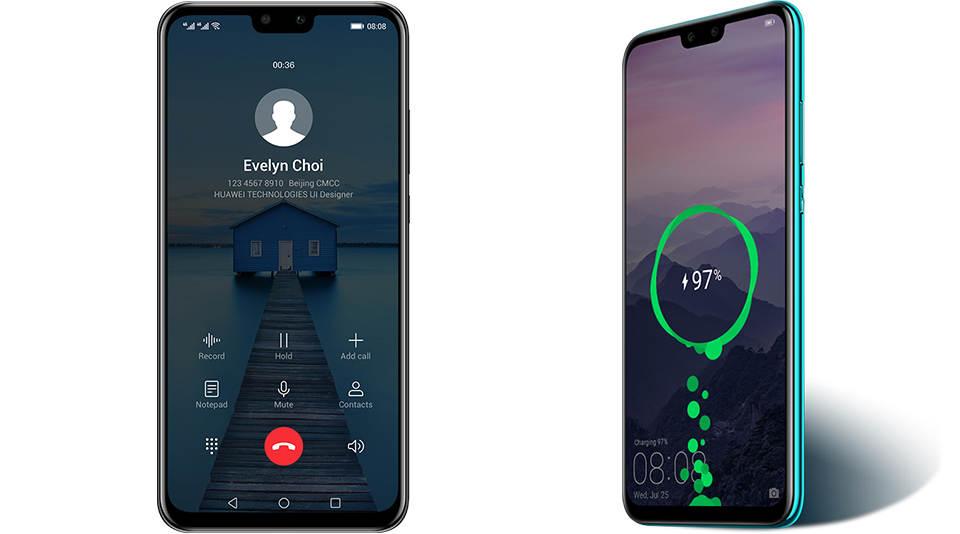 گوشی موبایل هوآوی مدل Y9 2019 ظرفیت 128 گیگابایت با رم 4 گیگابایت