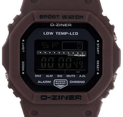 ساعت مچی دیجیتال دیزاینر مدل D-Z7021 2